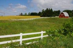 rolny krajobraz Zdjęcie Stock