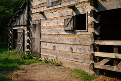 rolny rancho rocznik Fotografia Stock