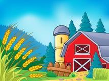 Rolny tematu wizerunek 9 Obraz Stock