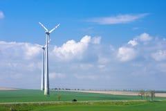 rolny wiatr fotografia royalty free