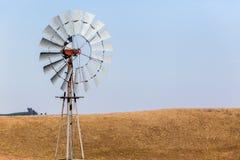 Rolny wiatraczka krajobraz Obrazy Stock