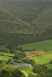 rolny wzgórze Welsh zdjęcia stock