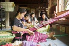 Rolnych kobiet Grupowy skojarzenie wyplata Obraz Stock