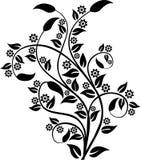 Rolo, cartouche, decoração, vetor Fotografia de Stock Royalty Free