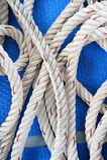 Rolo da corda Foto de Stock Royalty Free