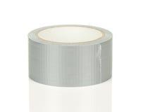 Rolo de Grey Adhesive Tape imagem de stock royalty free