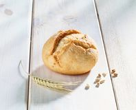 Rolo de pão Fotos de Stock Royalty Free