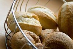 Rolo de pão Foto de Stock