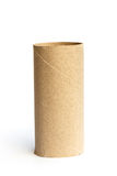 Rolo de papel isolado no branco Imagem de Stock Royalty Free