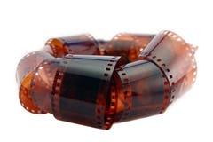 Rolo de película Imagens de Stock