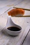 Rolo de sushi Imagem de Stock Royalty Free