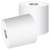 Rolo de toalete Fotos de Stock
