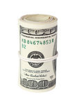 Rolo do dinheiro Fotos de Stock