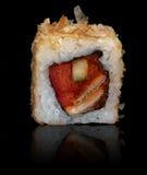 Rolo do japonês com atum imagem de stock royalty free