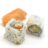 Rolo do sushi Imagem de Stock