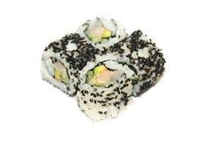 Rolo do sushi Fotografia de Stock