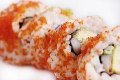 Rolo do sushi de Manhattan fotos de stock
