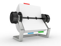 Rolodex Stock Images