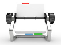 Rolodex Royalty Free Stock Image