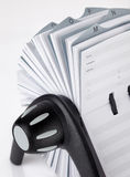Rolodex - Close up Stock Photo