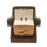 Rolodex Stock Photos