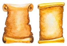 Rolos antigos ilustração do vetor