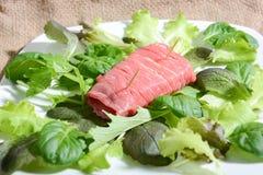 Rolos de carne italianos Fotos de Stock