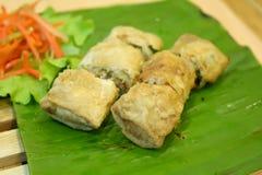 Rolos de mola vietnamianos Fotos de Stock