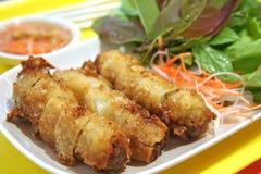 Rolos de mola vietnamianos Fotografia de Stock Royalty Free