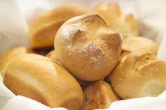 Rolos de pão Imagem de Stock
