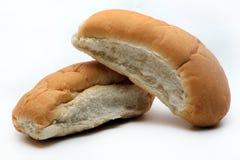 Rolos de pão Fotos de Stock