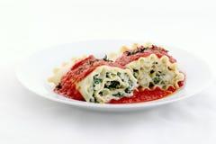 Rolos do Lasagna? porque não Imagens de Stock Royalty Free