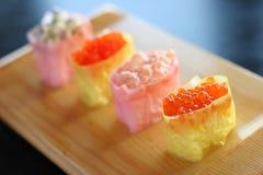 Rolos do sushi Imagem de Stock