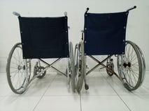 rolstoelen royalty-vrije stock afbeeldingen