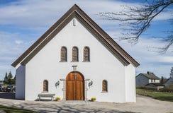 Rolvsøy kyrktar (kapellet) (2) Arkivfoton