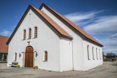 Rolvsøy kyrktar (kapellet) (2) Fotografering för Bildbyråer