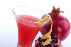 Romã martini Imagens de Stock