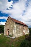 Romênia - igreja de Sanpetru Imagens de Stock Royalty Free