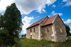 Romênia - igreja de Sanpetru Imagens de Stock