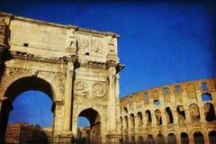rom Stockfotografie