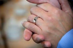 ROM: Anello dello sposo Immagine Stock Libera da Diritti