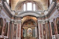 Heilige Maria von Engeln und von Märtyrern Lizenzfreie Stockfotografie