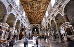 Rom-Basilika stockfoto