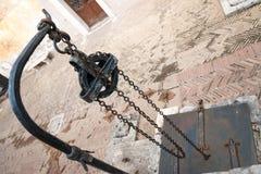 Rom- - Castel-Heiliges Angelo, Italien Lizenzfreie Stockfotos