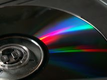 ROM CD Immagini Stock