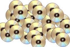 ROM cd Fotografia de Stock