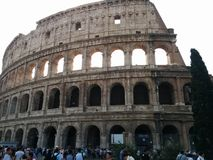 Rom - colosseum Lizenzfreie Stockfotos