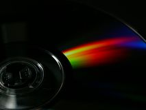 ROM DE DVD Images libres de droits