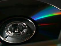 ROM DE DVD Photographie stock libre de droits