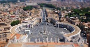Rom in der Miniatur Lizenzfreie Stockfotos